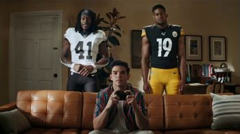 Madden NFL 20 TV Spot, 'He's Beautiful' Featuring Alvin Kamara and Juju Smith-Schuster - 126 commercial airings