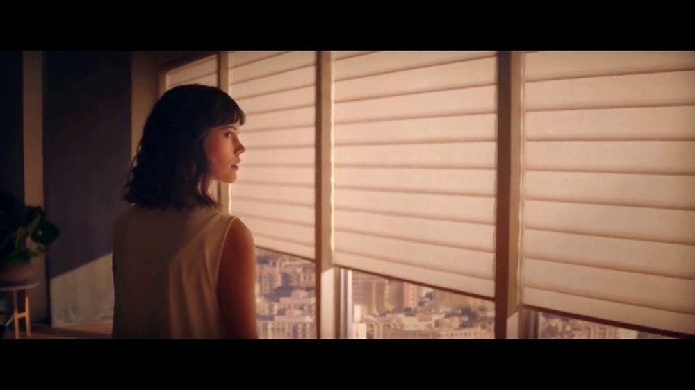 Hunter Douglas TV Commercial, 'Feel Light Transformed'