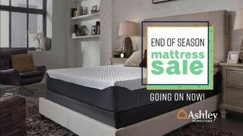 Ashley HomeStore End of Season Mattress Sale TV Spot, 'Chime Mattress' Song by Midnight Riot - Thumbnail 2