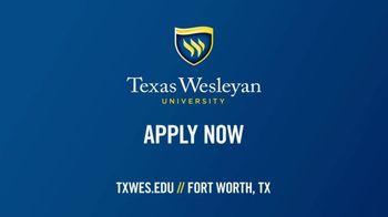 Texas Wesleyan University TV Spot, 'Paying for College Shouldn't Be Hard' - Thumbnail 10