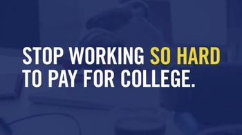 Texas Wesleyan University TV Spot, 'Paying for College Shouldn't Be Hard' - Thumbnail 5