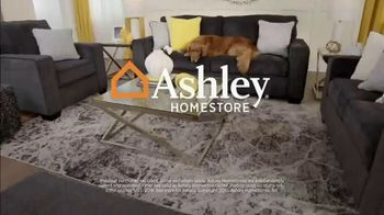 Ashley HomeStore End of Season Sale & Clearance TV Spot, 'Beds, Sofas and Dining Tables' Song by Midnight Riot - Thumbnail 8