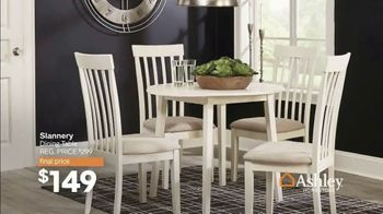 Ashley HomeStore End of Season Sale & Clearance TV Spot, 'Beds, Sofas and Dining Tables' Song by Midnight Riot - Thumbnail 6