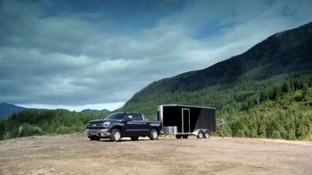 2020 Chevrolet Silverado TV Spot, 'Remolque invisible' [Spanish] [T1] - Thumbnail 10