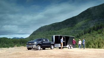 2020 Chevrolet Silverado TV Spot, 'Remolque invisible' [Spanish] [T1] - Thumbnail 3