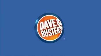 Dave and Buster's TV Spot, 'Five Free Games'