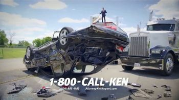 Kenneth S. Nugent: Attorneys at Law TV Spot, 'Wreck With a Big Truck' - Thumbnail 3