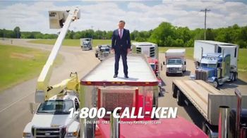 Kenneth S. Nugent: Attorneys at Law TV Spot, 'Wreck With a Big Truck' - Thumbnail 4