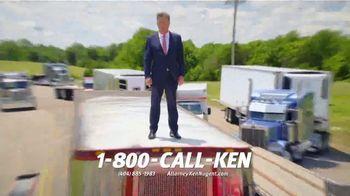 Kenneth S. Nugent: Attorneys at Law TV Spot, 'Wreck With a Big Truck' - Thumbnail 5