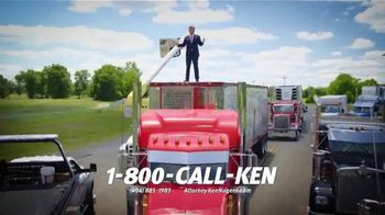 Kenneth S. Nugent: Attorneys at Law TV Spot, 'Wreck With a Big Truck' - Thumbnail 6