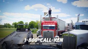 Kenneth S. Nugent: Attorneys at Law TV Spot, 'Wreck With a Big Truck' - Thumbnail 7