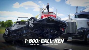 Kenneth S. Nugent: Attorneys at Law TV Spot, 'Wreck With a Big Truck' - Thumbnail 8