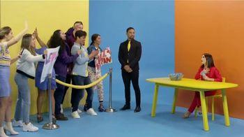 M&M's Hazelnut Spread TV Spot, 'Univision: 2019 Premios Juventud' con Lali Espósito, Play-N-Skillz [Spanish]