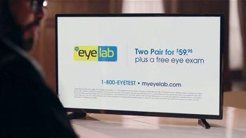 My Eyelab TV Spot, 'Hard Questions' - Thumbnail 1