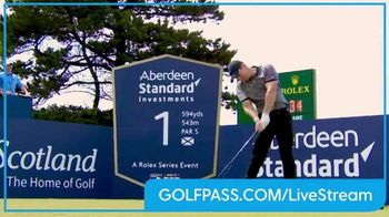 GolfPass TV Spot, 'Aberdeen Standard Investments' - Thumbnail 5