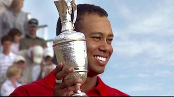 Rolex TV Spot, 'Stories of Perpetual Excellence: Rolex and The Open' - 51 commercial airings