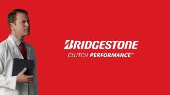Bridgestone Turanza QuietTrack Tires TV Spot, 'A Lot Like Golf Fans' - Thumbnail 1