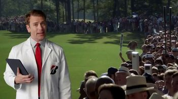 Bridgestone Turanza QuietTrack Tires TV Spot, 'A Lot Like Golf Fans'