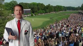 Bridgestone Turanza QuietTrack Tires TV Spot, 'A Lot Like Golf Fans' - Thumbnail 6