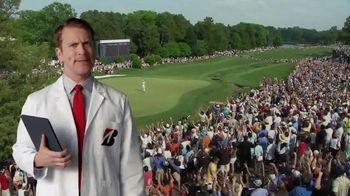 Bridgestone Turanza QuietTrack Tires TV Spot, 'A Lot Like Golf Fans' - Thumbnail 7