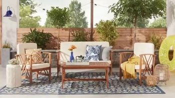 Overstock.com Clearance Event TV Spot, 'Patio Furniture and Area Rugs' - Thumbnail 1