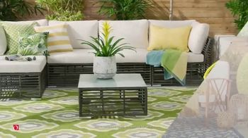 Overstock.com Clearance Event TV Spot, 'Patio Furniture and Area Rugs' - Thumbnail 3