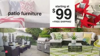 Overstock.com Clearance Event TV Spot, 'Patio Furniture and Area Rugs' - Thumbnail 4