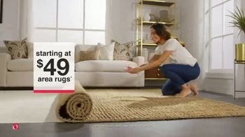 Overstock.com Clearance Event TV Spot, \'Patio Furniture and Area Rugs\'