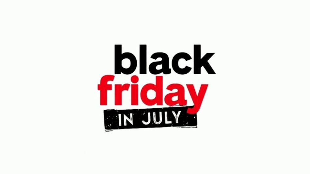 Ashley Homestore Black Friday In July Tv Commercial Zero