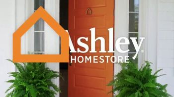 Ashley HomeStore Black Friday in July TV Spot, 'Zero Percent Interest on Outdoor Set & Sectional' Song by Midnight Riot - Thumbnail 2