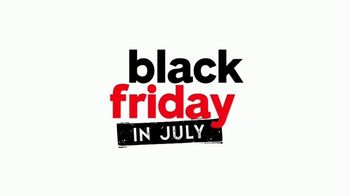Ashley HomeStore Black Friday in July TV Spot, 'Zero Percent Interest on Outdoor Set & Sectional' Song by Midnight Riot - Thumbnail 3