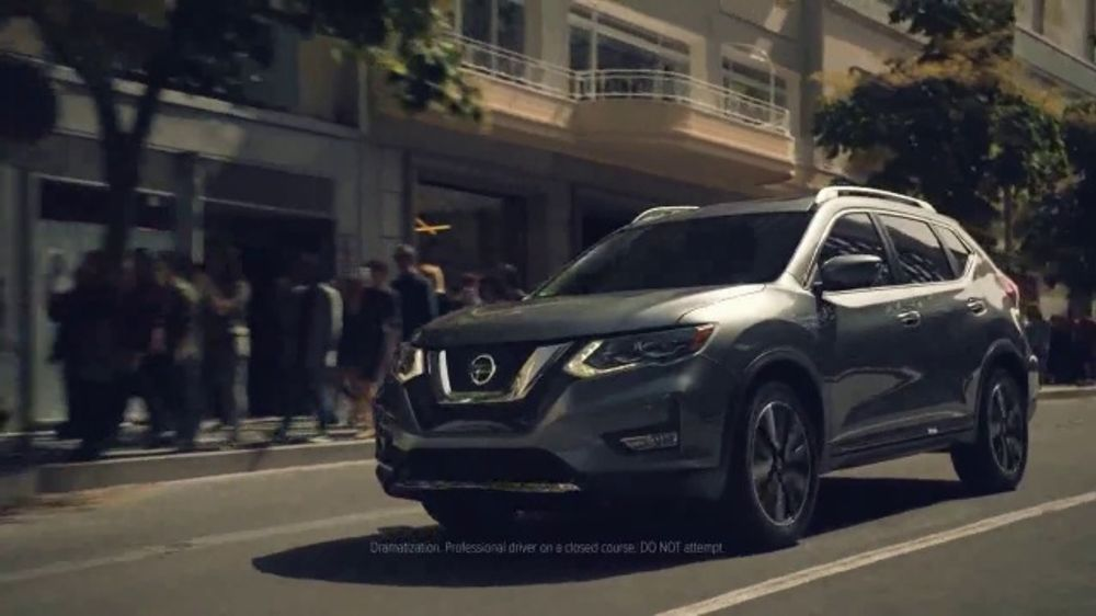 2020 Nissan Rogue TV Commercial, 'Nissan Intelligent Mobility' Song by Babe Rainbow [T1]