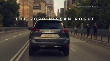 2020 Nissan Rogue TV Spot, 'Nissan Intelligent Mobility' Song by Babe Rainbow [T1] - Thumbnail 9