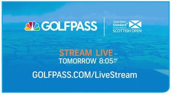 GolfPass TV Spot, 'The Scottish Open' - Thumbnail 5