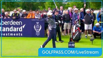 GolfPass TV Spot, 'The Scottish Open' - Thumbnail 4