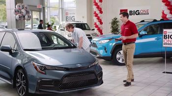 Toyota Big One Sales Event TV Spot, 'Easy: Leg Day' [T2] - Thumbnail 1