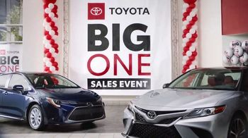 Toyota Big One Sales Event TV Spot, 'Easy: Leg Day' [T2] - Thumbnail 5