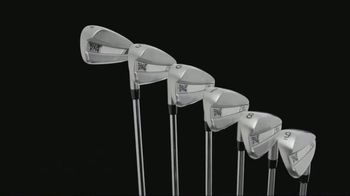 Parsons Xtreme Golf 0211 Irons TV Spot, 'Engineer Challenge'
