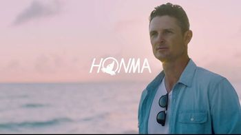 Honma Golf TV Spot, 'Appreciating the Details' Featuring Justin Rose - Thumbnail 10