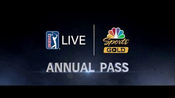 NBC Sports Gold TV Spot, 'PGA Tour Pass: FedEx Cup Playoffs' - Thumbnail 2
