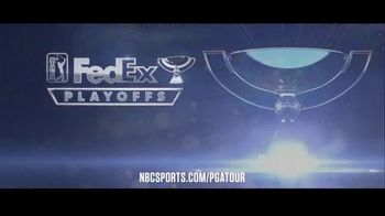 NBC Sports Gold TV Spot, 'PGA Tour Pass: FedEx Cup Playoffs' - Thumbnail 3
