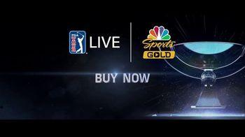 NBC Sports Gold TV Spot, 'PGA Tour Pass: FedEx Cup Playoffs' - Thumbnail 8