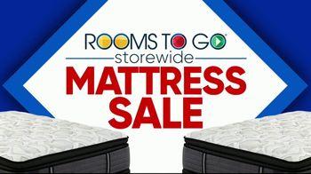 Rooms to Go Storewide Mattress Sale TV Spot, 'Sleep Like a King' - Thumbnail 2