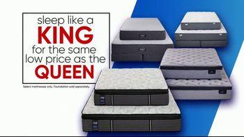 Rooms to Go Storewide Mattress Sale TV Spot, 'Sleep Like a King' - Thumbnail 7