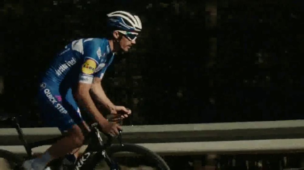 Specialized Bicycles Turbo Creo Sl Tv Commercial It S Julian Only Faster Featuring Julian Alaphilippe Phil Liggett Ispot Tv