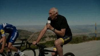 Specialized Bicycles Turbo Creo SL TV Spot, 'It's Julian, Only Faster' Featuring Julian Alaphilippe, Phil Liggett - Thumbnail 5