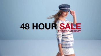 Macy's 48 Hour Sale TV Spot, 'Find Your Summer Style' - Thumbnail 2