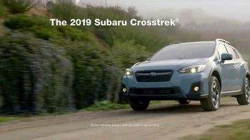 2019 Subaru Crosstrek TV Spot, 'Love Is out There' [T2] - Thumbnail 2