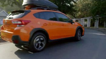 2019 Subaru Crosstrek TV Spot, 'Love Is out There' [T2] - Thumbnail 6