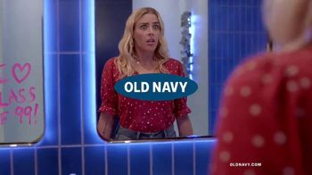 Old Navy High-Rise Slim Straight Jeans TV Spot, 'Reunion' Featuring Busy Philipps